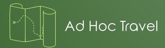 Ad Hoc Travel